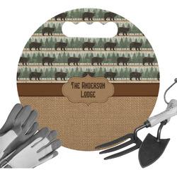 Cabin Gardening Knee Cushion (Personalized)