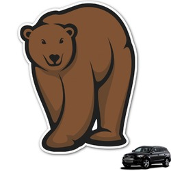 Cabin Graphic Car Decal (Personalized)