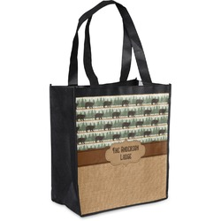 Cabin Grocery Bag (Personalized)