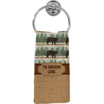 Cabin Hand Towel - Full Print (Personalized)