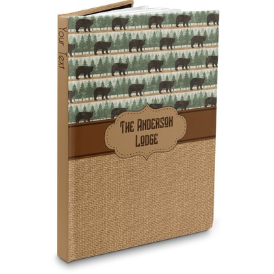Cabin Hardbound Journal (Personalized)