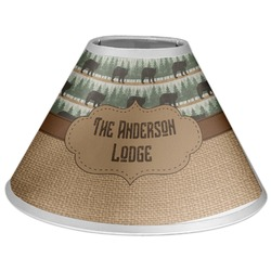Cabin Coolie Lamp Shade (Personalized)