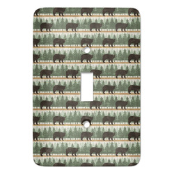 Cabin Light Switch Covers (Personalized)
