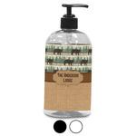 Cabin Plastic Soap / Lotion Dispenser (Personalized)