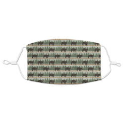 Cabin Adult Cloth Face Mask (Personalized)