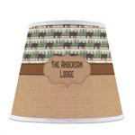 Cabin Empire Lamp Shade (Personalized)