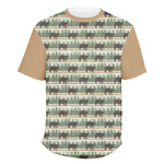 Cabin Men's Crew T-Shirt (Personalized)