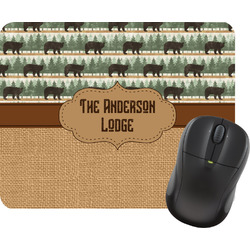 Cabin Mouse Pad (Personalized)