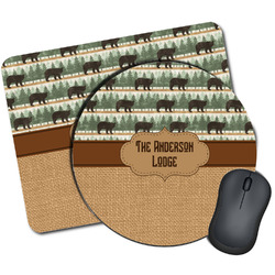 Cabin Mouse Pads (Personalized)