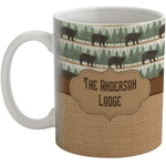 Cabin Coffee Mug (Personalized)