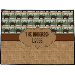 Cabin Door Mat (Personalized)
