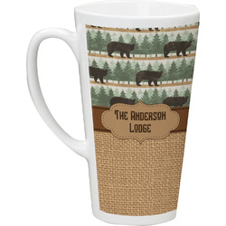 Cabin Latte Mug (Personalized)