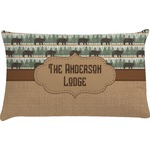 Cabin Pillow Case (Personalized)