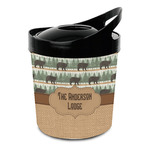 Cabin Plastic Ice Bucket (Personalized)
