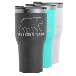 Cabin RTIC Tumbler - 30 oz (Personalized)