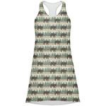 Cabin Racerback Dress (Personalized)