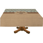 Cabin Tablecloth (Personalized)