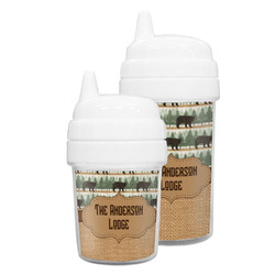 Cabin Sippy Cup (Personalized)