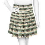 Cabin Skater Skirt (Personalized)