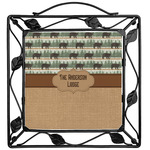 Cabin Trivet (Personalized)