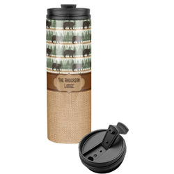 Cabin Stainless Steel Tumbler (Personalized)