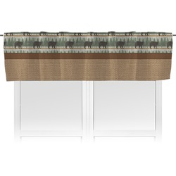 Cabin Valance (Personalized)