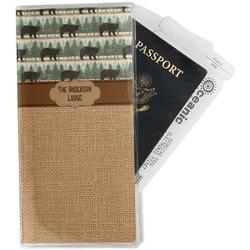 Cabin Travel Document Holder