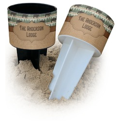 Cabin Beach Spiker Drink Holder (Personalized)