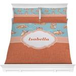 Foxy Yoga Comforters (Personalized)