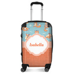 Foxy Yoga Suitcase (Personalized)