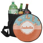 Foxy Yoga Collapsible Cooler & Seat (Personalized)
