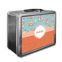 Foxy Yoga Lunch Box (Personalized)