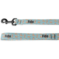 Foxy Yoga Deluxe Dog Leash (Personalized)