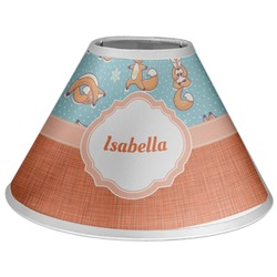 Foxy Yoga Coolie Lamp Shade (Personalized)