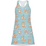 Foxy Yoga Racerback Dress (Personalized)