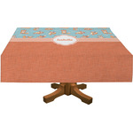 Foxy Yoga Tablecloth (Personalized)