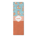 Foxy Yoga Runner Rug - 3.66'x8' (Personalized)