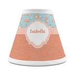 Foxy Yoga Chandelier Lamp Shade (Personalized)