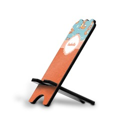 Foxy Yoga Stylized Phone Stand (Personalized)