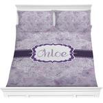 Watercolor Mandala Comforters (Personalized)