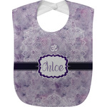 Watercolor Mandala Baby Bib (Personalized)