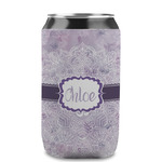 Watercolor Mandala Can Sleeve (12 oz) (Personalized)