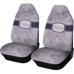 Watercolor Mandala Car Seat Covers (Set of Two) (Personalized)