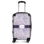 Watercolor Mandala Suitcase (Personalized)