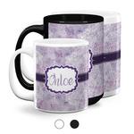 Watercolor Mandala Coffee Mugs (Personalized)