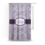 Watercolor Mandala Curtain (Personalized)