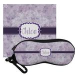 Watercolor Mandala Eyeglass Case & Cloth (Personalized)