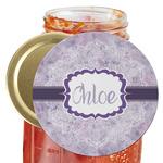 Watercolor Mandala Jar Opener (Personalized)