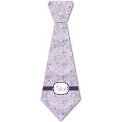 Watercolor Mandala Iron On Tie (Personalized)