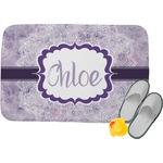 Watercolor Mandala Memory Foam Bath Mat (Personalized)